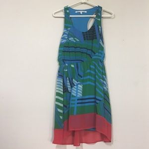 Collective concepts high low dress